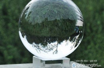 Tìm hiểu về công dụng của quả cầu phong thủy đối với gia chủ