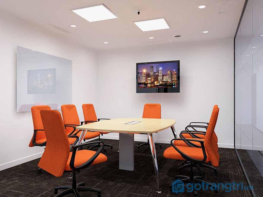 Thiết kế nội thất văn phòng sai tỷ lệ