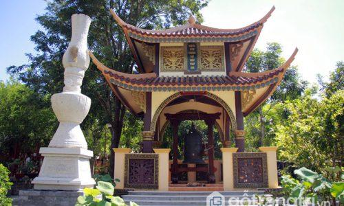 Thiền viện Trúc Lâm Chân Nguyên - Chùa nổi tiếng tại Vũng Tàu