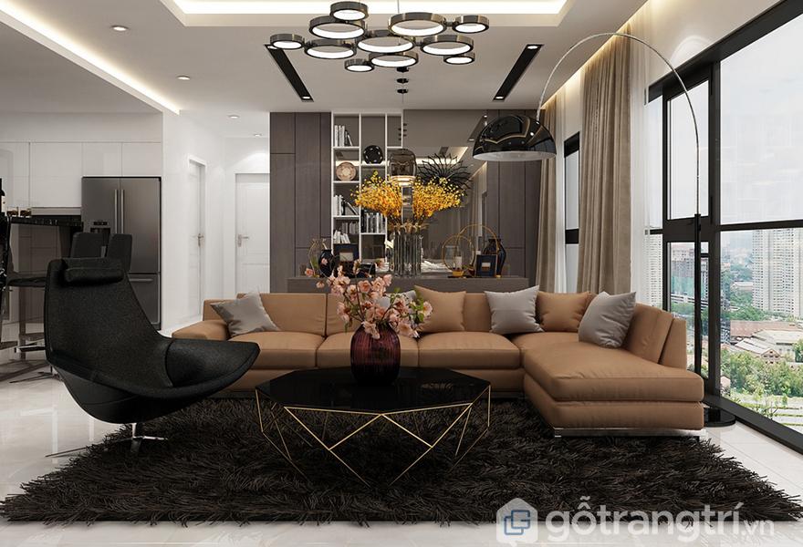 Thiết kế nội thất tập trung vào công năng