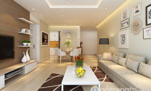 Chiêm ngưỡng những mẫu thiết kế phòng khách gây bão 2018