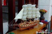 Bài trí thuyền buồm phong thủy đúng cách mang tài lộc vô nhà