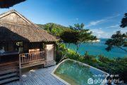 Thả hồn vào vẻ đẹp hoang sơ tại Vịnh Ninh Vân cùng khu resort cao cấp