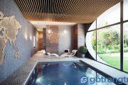 Thiết kế bể bơi mini trong nhà - ý tưởng làm mới không gian sống độc đáo