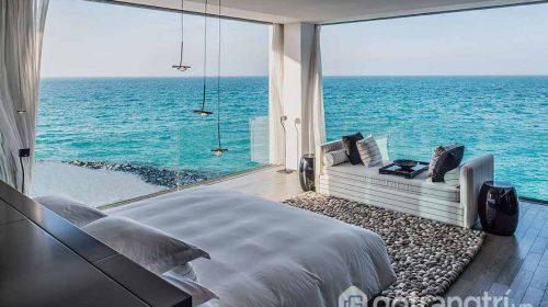Những mẫu thiết kế phòng ngủ hòa quyện với thiên nhiên
