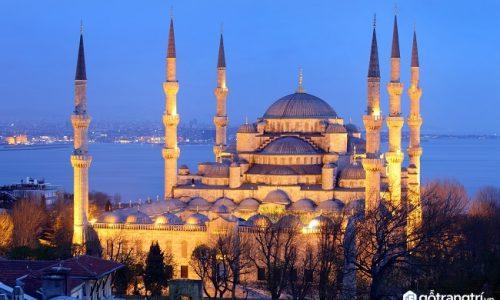 Những kiệt tác kiến trúc có 102 ấn tượng và đẹp nhất thế giới (Phần 2)
