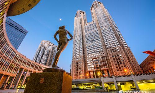 Top 7 công trình kiến trúc hiện đại ấn tượng nhất của Nhật Bản