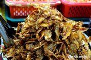 Mê trận đồ khô kích thích vị giác du khách tại chợ Đầm Nha Trang