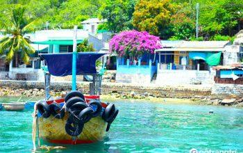 Ghé thăm làng chài Bích Đầm bình yên bên sóng vỗ của Nha Trang