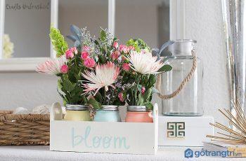 Mách bạn 10 cách trang trí nhà với hoa tươi tinh tế và đẹp mắt