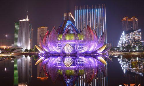 Những kiệt tác kiến trúc có 102 ấn tượng và đẹp nhất thế giới (Phần 1)