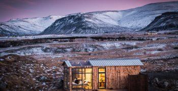 Ngôi nhà 4 mặt kính độc đáo giữa khung cảnh thiên nhiên tuyệt đẹp