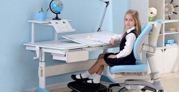 Bàn học thông minh cho bé - giải pháp chống cận thị, gù lưng