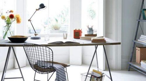 Tiết lộ 5 mẫu bàn làm việc đơn giản tại nhà ai cũng phải mê