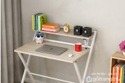 Bàn làm việc xếp thông minh - giải pháp dành cho căn hộ có diện tích nhỏ