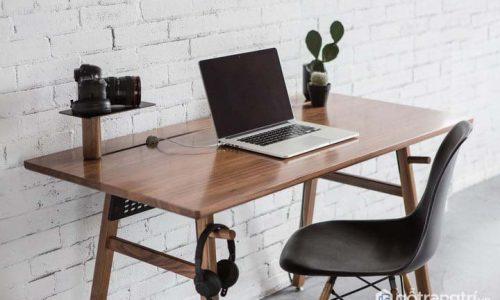Có nên sử dụng bàn làm việc gỗ xoan đào trong nhà ở hay không?