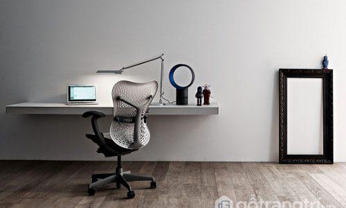 Mẫu bàn làm việc phong cách tối giản cho văn phòng và trong căn hộ