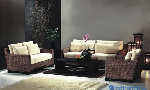 Tiết lộ 6 cách chọn bộ bàn ghế sofa phòng khách nhỏ cho gia đình