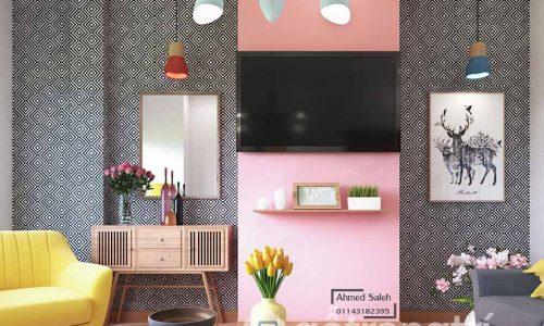 """Đẹp """"rụng rời"""" trước phong cách thiết kế nội thất phòng khách đơn giản Scandinavina"""