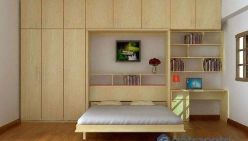 Hướng dẫn cách làm giường ngủ thông minh đơn giản ngay tại nhà