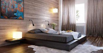 Điểm cách trang trí phòng ngủ không có giường nhìn là mê ngay