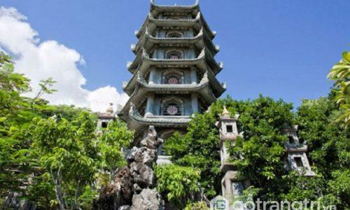 3 ngôi chùa Linh Ứng tại Đà Nẵng với nét kiến trúc độc đáo