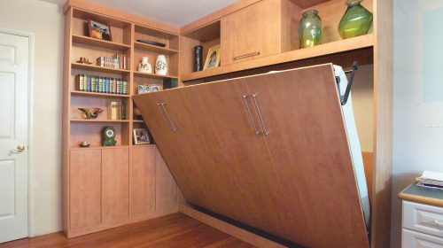 Giường ngủ âm tường – Giải pháp tiết kiệm không gian thông mình nhất