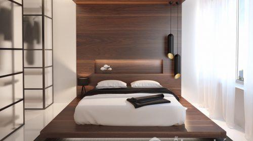 Giải đáp thắc mắc: Giường ngủ gỗ công nghiệp có tốt không?
