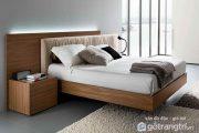 Chuyên gia tư vấn: Giường ngủ gỗ sồi có tốt không?