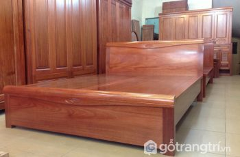 Theo bạn việc lựa chọn giường ngủ gỗ xoan đào có tốt không?