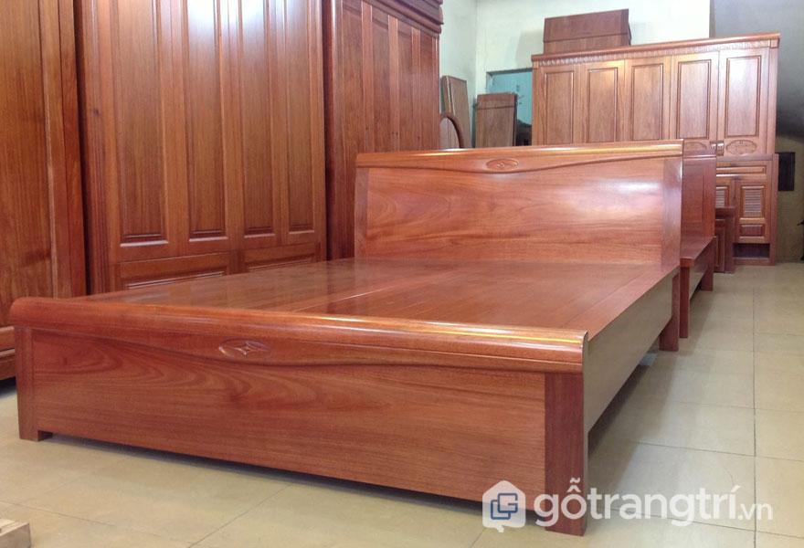 Theo bạn lựa chọn giường ngủ gỗ xoan đào có tốt không nhỉ?