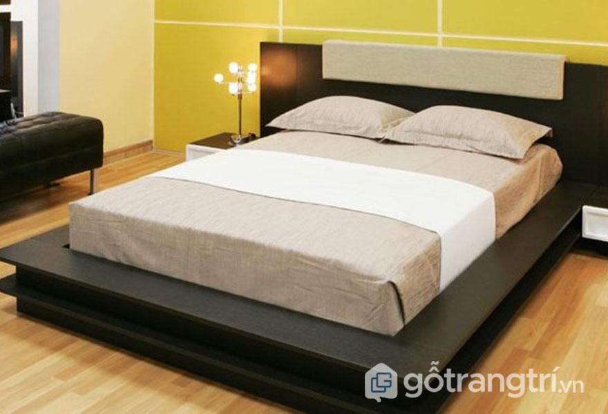 Giường ngủ nên làm bằng gỗ gì: Gỗ công nghiệp