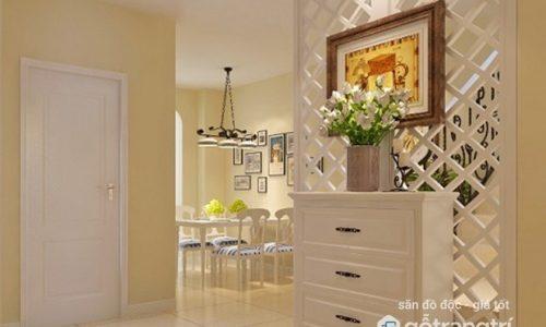 Nguyên tắc quan trọng khi thiết kế huyền quan của phòng khách