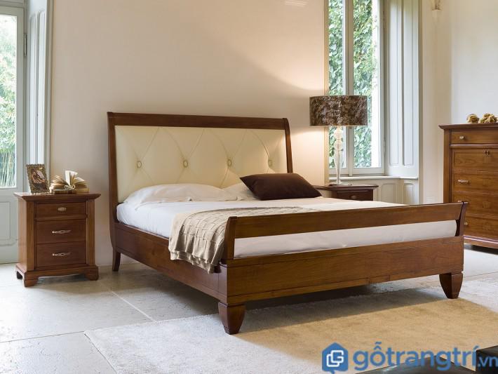 Vị trí kê giường ngủ cho người mệnh kim
