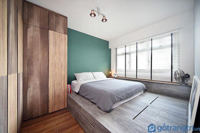 Kê giường ngủ cho người mệnh kim hợp hướng phong thủy