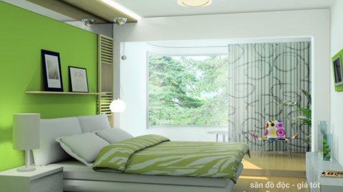 Bạn đã biết cách kê giường ngủ cho người mệnh Mộc hợp phong thủy?