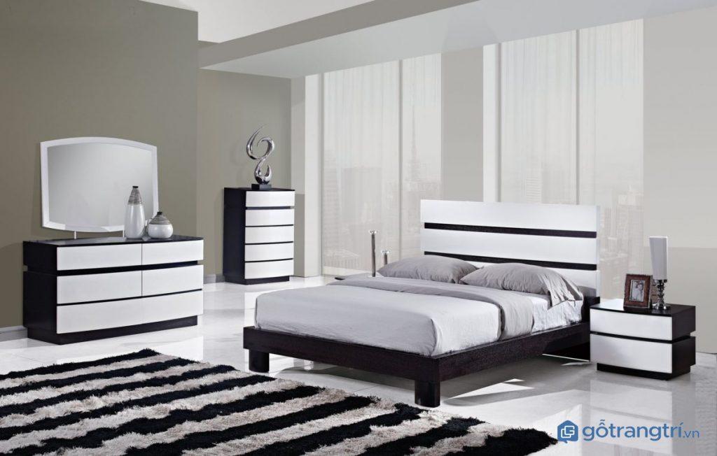 Kê giường ngủ cho người mệnh Thủy là một trong những điều quan trọng trong thiết kế nội thất nhà ở hiện đại