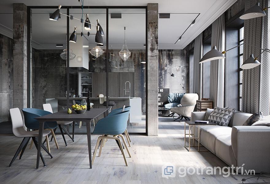 Không nên lạm dụng đồ nội thất cũ cho căn hộ của bạn