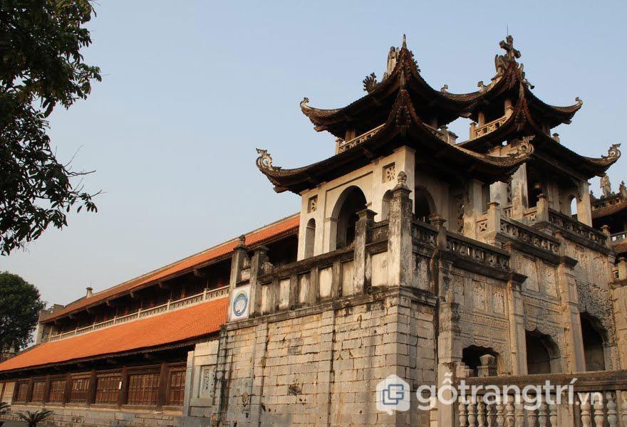 Kiến trúc độc đáo của nhà thờ đá Phát Diệm, Ninh Bình - Ảnh sưu tầm