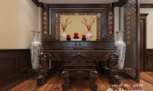 Những kiêng kỵ khi đặt bàn thờ gia tiên trong nhà (Phần 2)