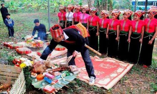 Tìm hiểu về Lễ hội cầu an bản mường của người dân tộc Thái ở vùng Tây Bắc