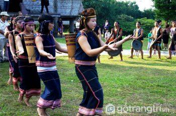 Đặc sắc với lễ hội cầu mưa của đồng bào dân tộc Gia Lai, Kon Tum