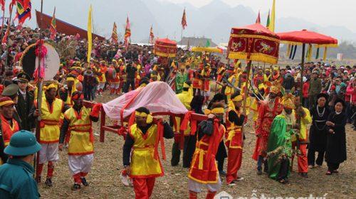 Lễ hội Ná Nhèm Lạng Sơn - Di sản văn hóa phi vật thể Quốc gia