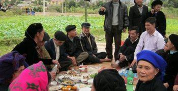 Lễ hội ném còn của người Tày độc đáo và thu hút nhiều du khách