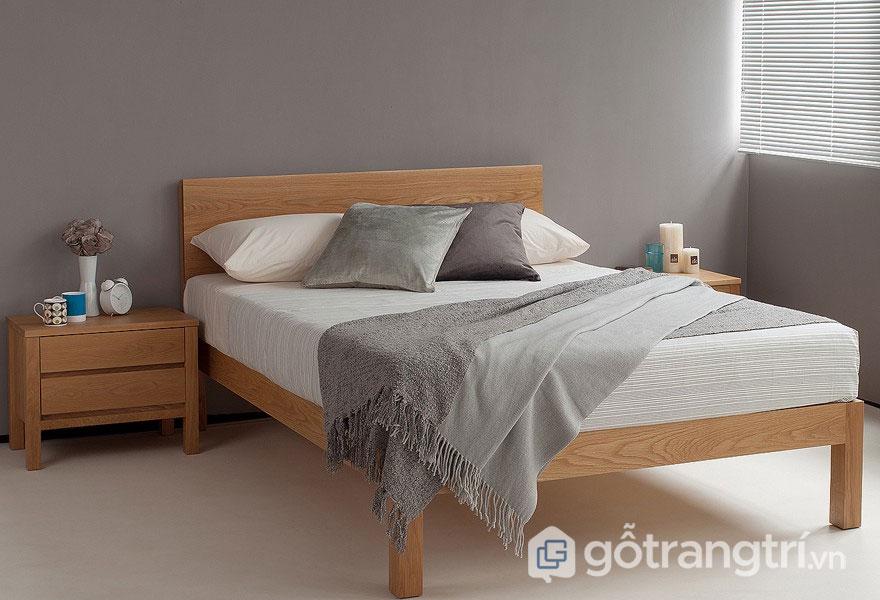 Kinh nghiệm mua giường ngủ gỗ xoan đào chất lượng