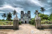 Nhà thờ Mằng Lăng - Công trình kiến trúc 100 năm tuổi tại Phú Yên