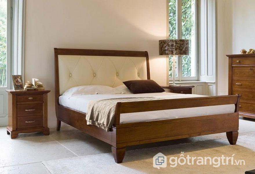 Những điều kiêng kỵ khi đặt giường ngủ: Tường