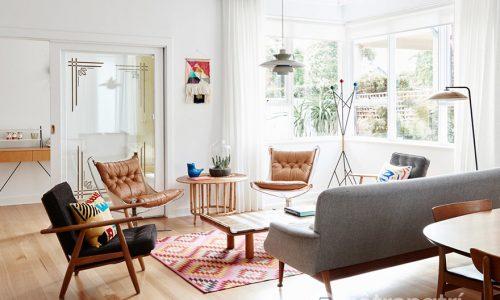 Cách phối hợp họa tiết cho không gian nội thất chuyên nghiệp hơn