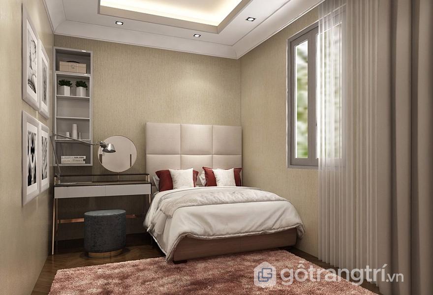 Nét tinh tế trong thiết kế phòng ngủ