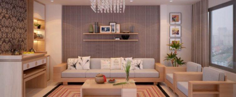 Phong thủy kê bàn ghế phòng khách